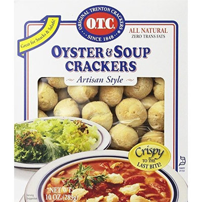 OTC O.T.C. Oyster & Soup Crackers, 10-Ounce Boxes (Pack of 12)