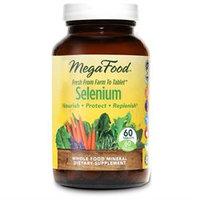 MegaFood Selenium - 60 Tablets