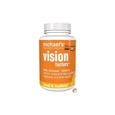Michael's Health Products Vision Factors - 90 Tablets - Other Herbs