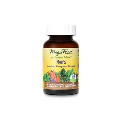 Megafood Men'S Daily Foods - 30 Tablets - Men's Multivitamins