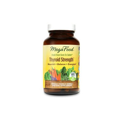 MegaFood - Therapeutix Thyroid Strength - 60 Vegetarian Tablets