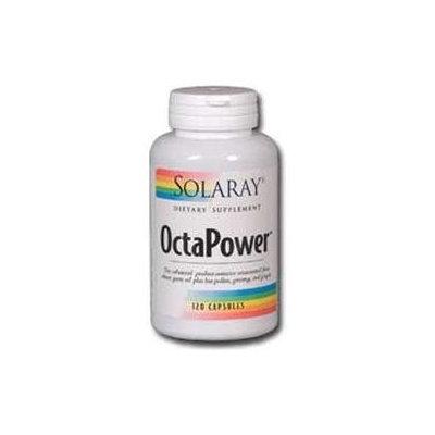 Solaray OctaPower - 4000 mcg - 120 Capsules