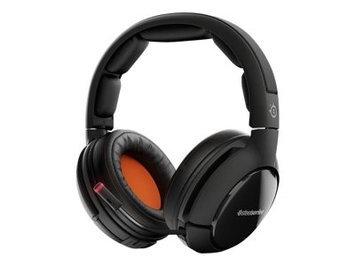 Steelseries Siberia 800 Headset - Surround - Matte Black, Orange - Wireless - 32.8 Ft - 32 Ohm - 20 Hz - 20 Mhz - Over-the-head - Binaural - Circumaural (61302 2)