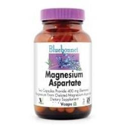 Bluebonnet Nutrition - Magnesium 400 mg. - 100 Vegetarian Capsules