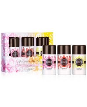 Lavanila Sunkissed Deodorant Trio