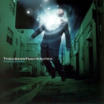 Tooth & Nail Thousand Foot Krutch ~ Phenomenon (used)