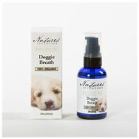 tures Inventory Doggie Breath Wellness oil Nature's Inventory 2 fl oz (60ml) Liquid
