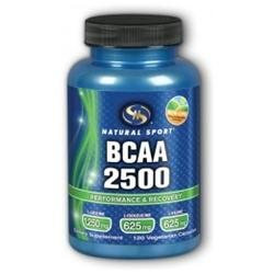Supplement Training Systems - BCAA 2500 XP - 120 Vegetarian Capsules