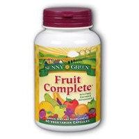 Solaray Fruit Complete W/Fiber Enzymes Key Actives - 60 Capsules - Acai / Super Juices