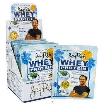 Jay Robb Whey Isolate Vanilla 12 Packets