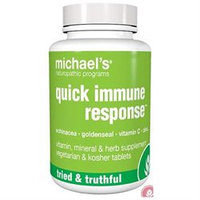 Michael's Health Products Quick Immune Response - 90 Tablets - Other Immune Support
