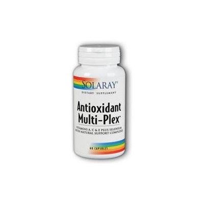 Solaray Antioxidant Multi-Plex - 60 Capsules