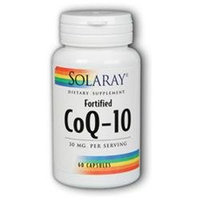 Solaray CoQ-10 - 30 mg - 60 Capsules