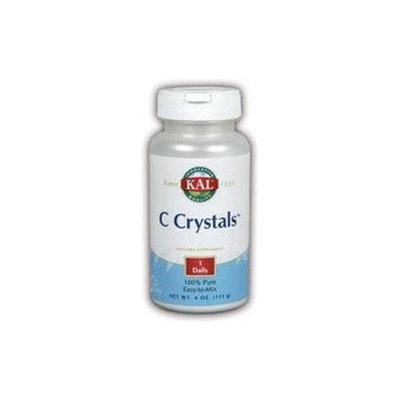 KAL Vitamin C-Crystals 1250 MG - 4 Ounces Powder - Vitamin C