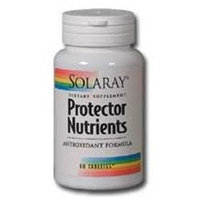 Solaray Protector Nutrients Antioxidant Formula - 120 Tablets