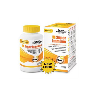Super Nutrition Super Immune MultiVitamin