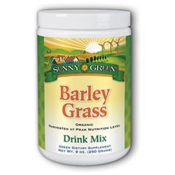 Solaray Barley Grass Powder - 9 Ounces Powder - Other Green / Super Foods