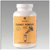 Seagate Carrot Powder, 300 grams, 10.57 oz, Bottle