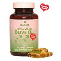 SEAGATE Seagate Olive Oil Extra Virgin, 1000 mg, 100 softgels