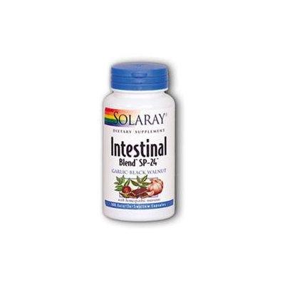 Solaray Intestinal Blend SP-24 - 100 Capsules
