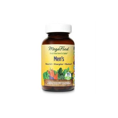 Megafood Men'S Dailyfoods - 90 Tablets - Men's Multivitamins
