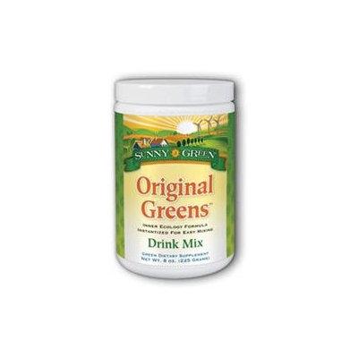 Solaray Original Greens Sunny Green 8 oz Powder