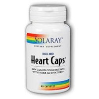 Solaray Heart Caps - 275 mg - 60 Capsules