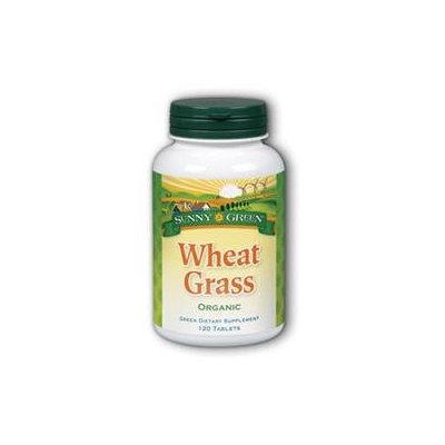 Solaray Wheat Grass 520 MG - 120 Tablets - Wheat Grass