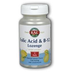 Kal Folic Acid & B-12