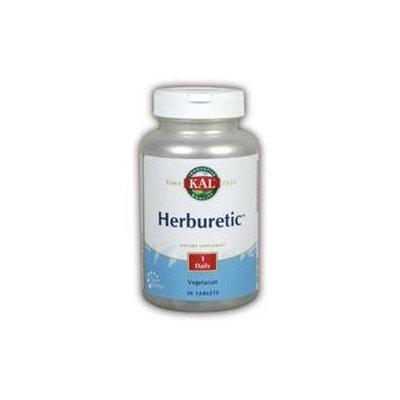 Kal Herburetic Diuretic - 60 Tablets