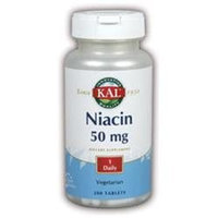 Kal Niacin - 50 mg - 200 Tablets