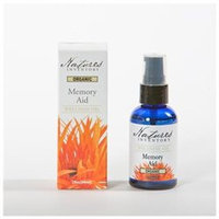 tures Inventory Nature's Inventory - Wellness Oil Organic Memory Aid - 2 oz.