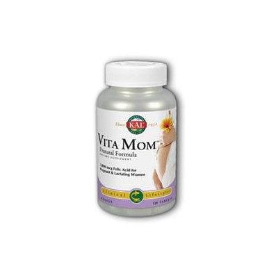 KAL Vita Mom - 120 Tablets - Prenatal Multivitamins