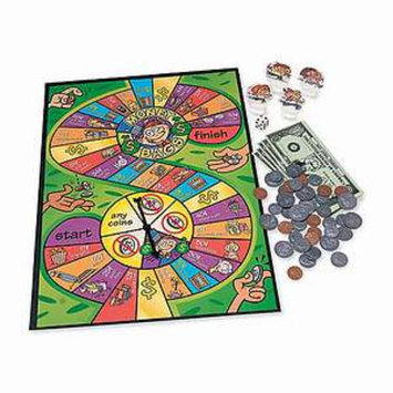 Learning Resources Money Bags Coin Value Game Ages 7+