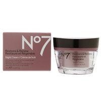 Boots No7 Restore & Renew Night Cream