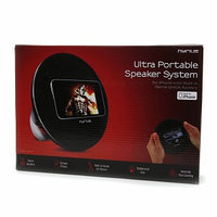 Nyrius Ultra-Portable Speaker System for iPhone  Model DSC-NiPC400