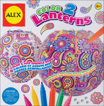 Alex Toys 482440 Color 2 Lanterns Kit