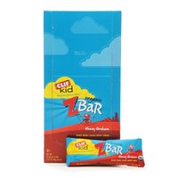 Clif Kid Organic ZBar 18 pack