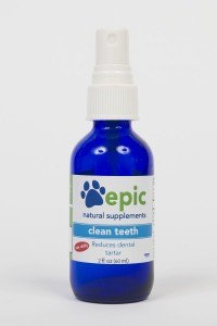 Clean Teeth Epic Pet Health 2 fl oz Spray