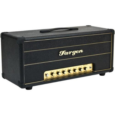 Fargen Amps Mini Plex MKII Tube Guitar Amplifier Head Black