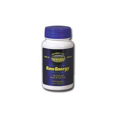 Premier One Raw Energy - 90 Capsules - Other Herbs