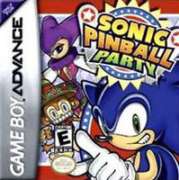 Team Sonic Sonic Pinball Party