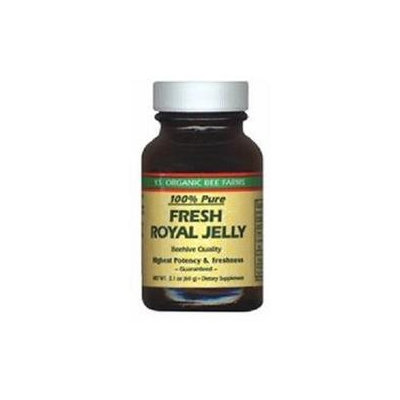 YS Organic Bee Farms - Fresh Royal Jelly 60000 mg. - 2.1 oz.