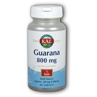 Kal Guarana - 800 mg - 60 Tablets