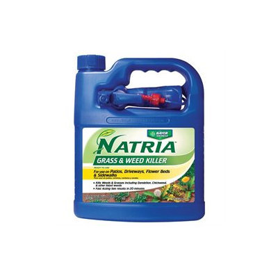 Bayer Natria Grass & Weed Killer Ready To Use, 64-ounce