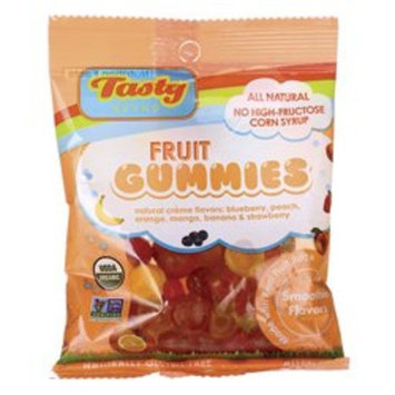 Organic Smoothie Fruit Snacks 2.75 oz Bags(s) by Tasty Brands