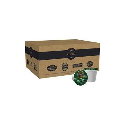 Tully's Coffee Italian Roast, K-cups, 24 ct