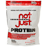 Not Just Protein, Sweet Strawberry, 1 lb