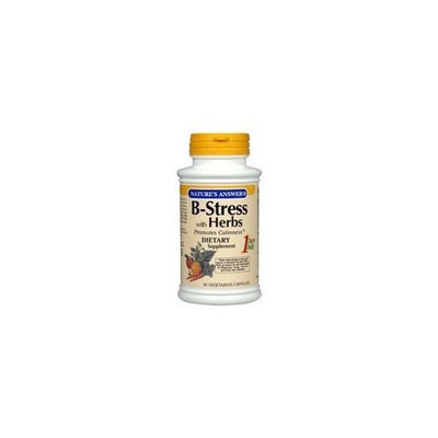 Nature's Answer B-Stress w/Herbs 60 Capsules