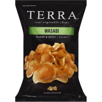 TERRA® Chips Sharp & Spicy Wasabi Vegetable Chips